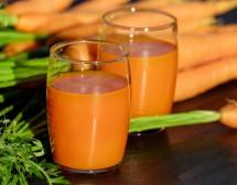 Глътка зеленчуков сок