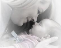 Гушкайте, милвайте и целувайте бебето!