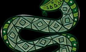 Китайски хороскоп. Змия в годината на Свинята