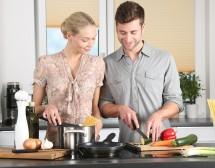 Яденето на много зеленчуци намалява стреса