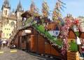 Прага в очакване на Великден