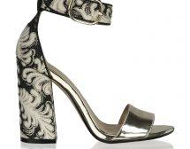 Флора в обувките