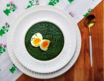 Желязна крем супа