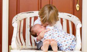 Първородните деца по-често стават учени