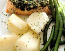 Зелени рецепти с лапад и киселец