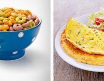 Не давайте тези 5 храни за закуска на децата