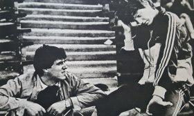 1986 г. Стефка Костадинова и най-задължаващата титла