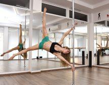 Pole Dance и още много спорт и смях…