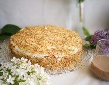 Френска селска торта. Лесен вариант