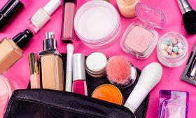Само 5 продукта в козметичния несесер