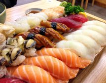 Японското суши може да е опасно за здравето
