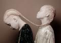 Близначки албиноси превземат модния свят
