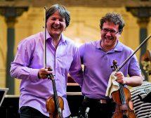 Концерт за цигулка и диригентска палка