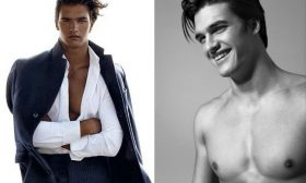 10 от най-красивите мъже модели в света