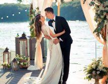 София Борисова облече в сватбена рокля футболна съпруга