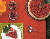 Тарта с ягоди