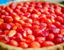 Сладкиш с ягоди