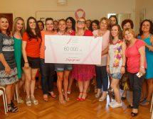 """Avon дари 60 000 лв. от кампанията """"От любов към живота"""""""