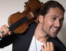 Цигуларят виртуоз Дейвид Гарет с концерт в София
