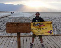 Краси Георгиев пробяга 216 км в Долината на смъртта за 37 часа