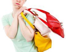 Врагът в дамската чанта