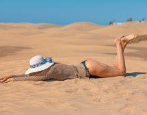 Гмурнете се в дюните