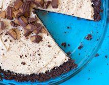 Торта с фъстъчено масло