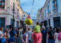 Карнавал на уличното творчество в Пловдив