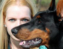 Кучешките целувки по лицето могат да ви убият