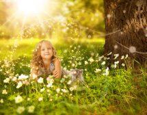 КъШа на Гергна и шарените капки на детството
