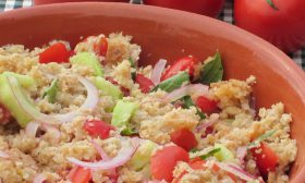 Панцанелла – оригинална рецепта от Тоскана