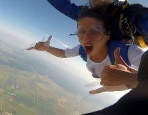 За първи път – българска шевица във въздуха!