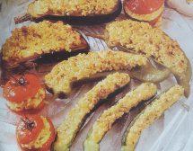 Печени пълнени зеленчуци