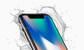 Apple представя юбилейния Iphone X