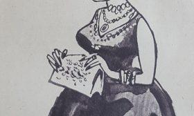 Чудовище (Скица на една хубавица)