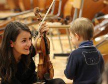 Националното радио въвежда децата в света на музиката
