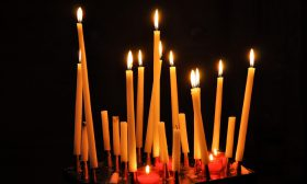 Без Благодатния огън на Великден у нас