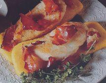 Полента с пилешко месо