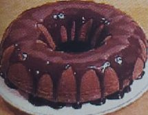 "Кекс ""Шоколадова мечта"""
