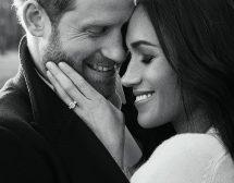 Влюбените принц Хари и годеницата му Меган