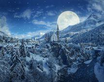 Тази вечер – най-голямата луна за годината