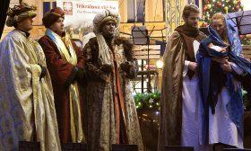 Поклонението на влъхвите