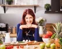 Маги Пашова и радостта от храната