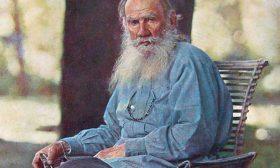 Вегетарианските гозби на Лев Толстой