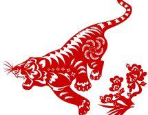 Тигър в годината на Кучето