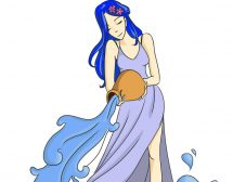 Жената Водолей и любовта й с мъжете от различните зодии