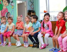 Детското общество в детската градина