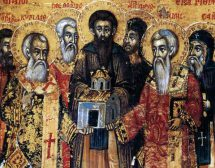 Старобългарски песнопения в памет на св. Кирил