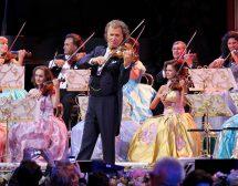 Легендарният цигулар Андре Рийо с първи концерт у нас