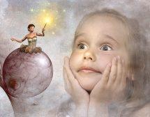 Вълшебният свят на детето Риби